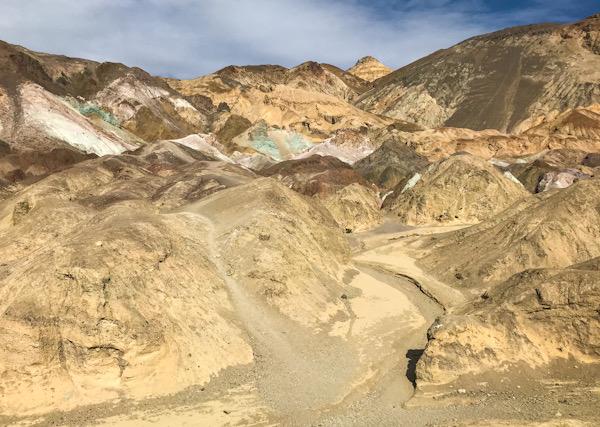 Death Valley - Artist's Loop