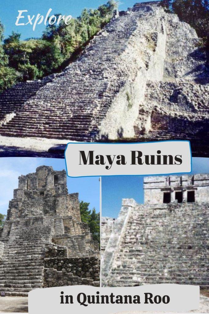 Maya Ruins in Quintana Roo